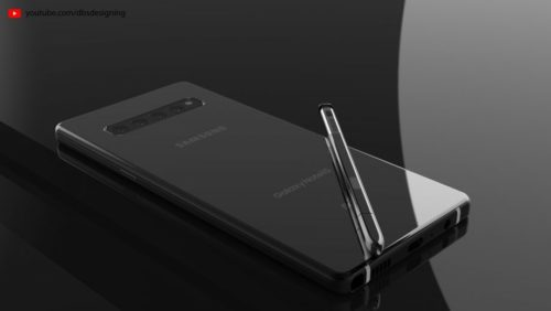These Galaxy Note 10 renders will make you forget about the iPhone 11