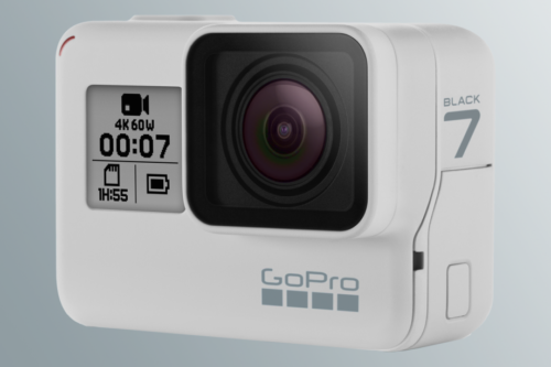 You can get the GoPro Hero 7 Black in a super-swish new colour