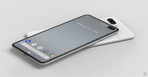 Google Pixel 4 XL: Is this sketch our first look?