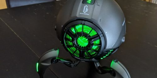 GravaStar review: Sci-fi inspired speaker with cool lighting and decent sound