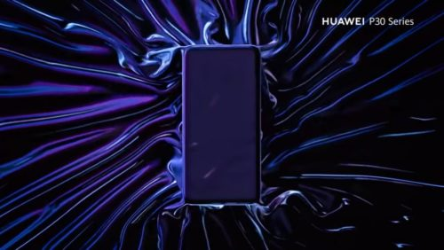 We just learned two key details about the Huawei P30