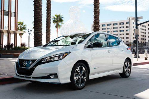 2019 Nissan Leaf Plus Review