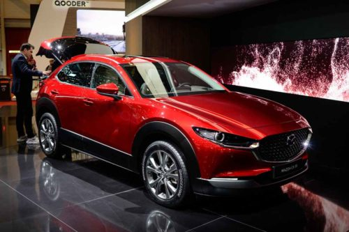 2020 Mazda CX-30: First Look