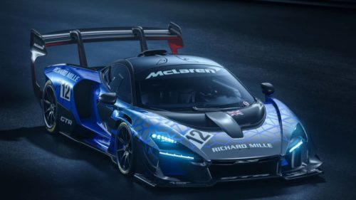 McLaren Senna GTR First Drive: Off The Leash