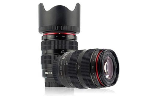 Meike MK 85mm f/2.8 Lens Additional Coverage