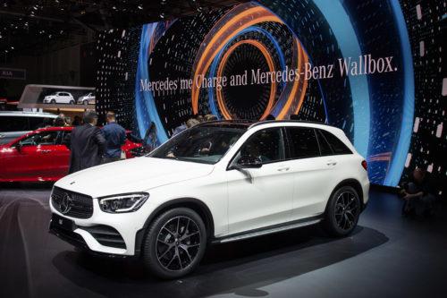 2020 Mercedes-Benz GLC 300: First Look