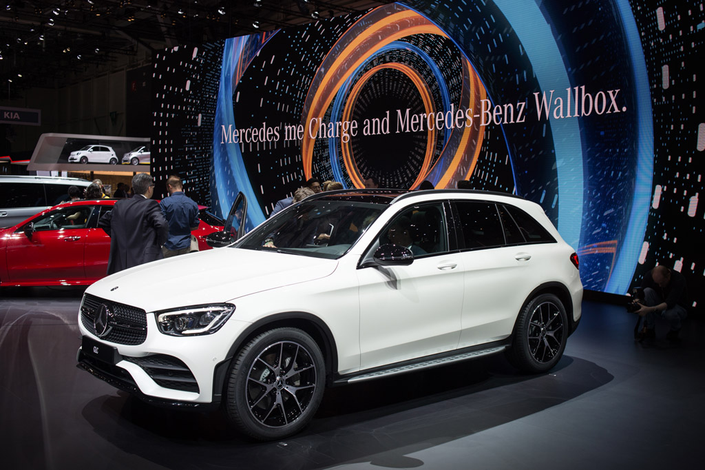 2020 Mercedes-Benz GLC 300: First Look | GearOpen