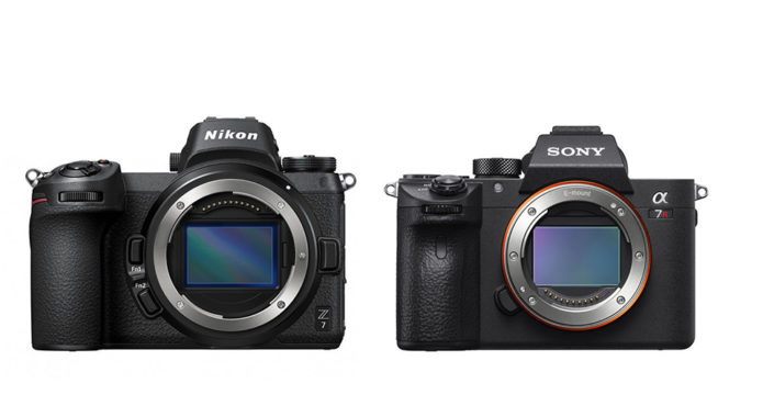 Nikon Z7 vs Sony a7R III Eye AF Comparison by DPReview