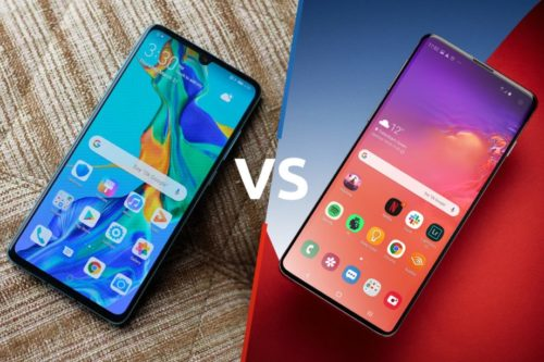 Huawei P30 Pro vs Galaxy S10: There can be only one Android top dog