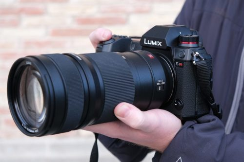 Panasonic S Lenses: Hands-on with the 24-105mm f/4, 50mm f/1.4 and 70-200mm f/4 lenses