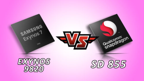 Samsung Exynos 9820 vs Qualcomm Snapdragon 855 – Which is the Better Processor for Samsung Galaxy S10?