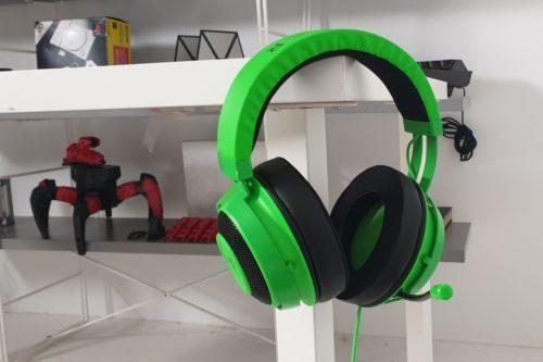 Razer Kraken Review : Razer's latest gaming headphones take comfort to the next level.