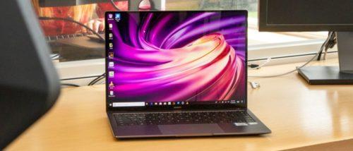 Huawei MateBook X Pro (2019) review