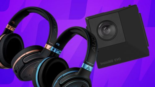 See the Insta 360 Evo camera and Audeze Mobius headphones in Tech of the Week