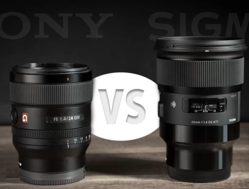 Sony 24mm f/1.4 GM vs Sigma 24mm f/1.4 ART : Lens Comparison & Review