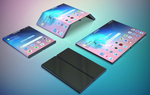 This isn't our first real look at the Galaxy Note 10 – but it's still stunning