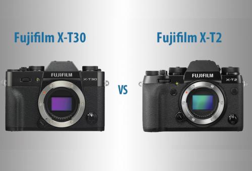 Fujifilm X-T30 vs X-T2 – The 10 Main Differences