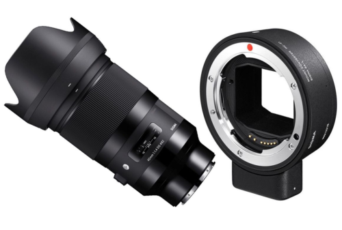 CP+ 2019: Hands-on with the Sigma MC-21 SA / EF to L-mount adapter