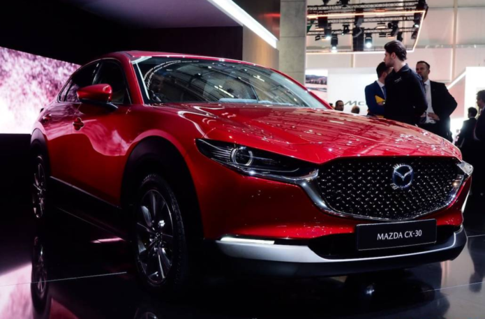 The Mazda CX-30 makes perfect sense (apart from the name)