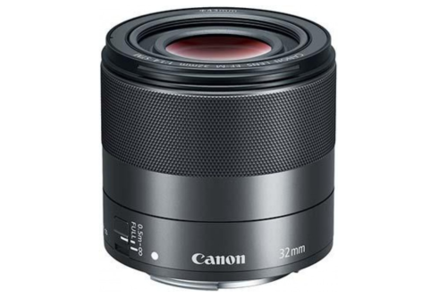 Canon EF-M 32mm F/1.4 STM Review