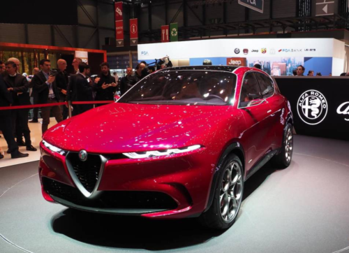 5 reasons the Alfa Romeo Tonale is something special