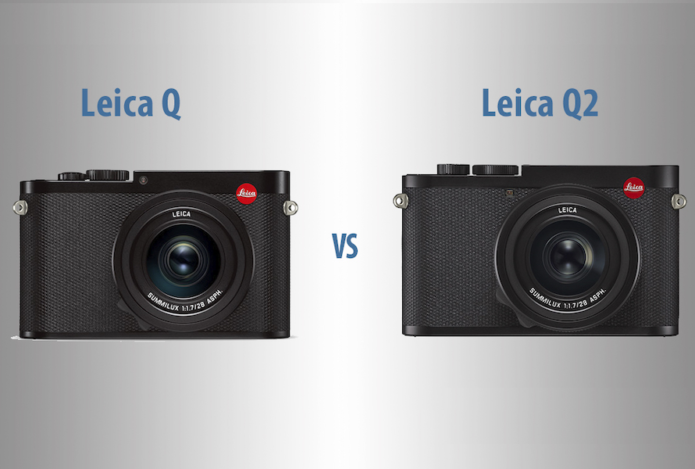 Leica Q vs Q2 – The 10 Main Differences