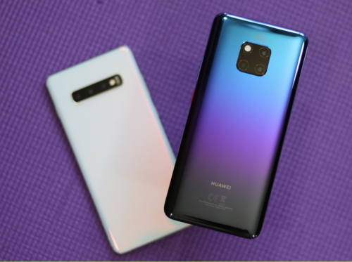 Big Screen Flagship Faceoff: Huawei Mate 20 Pro VS Samsung Galaxy S10 Plus