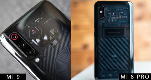 Xiaomi Mi 9 vs Xiaomi Mi 8 Pro: Which is the best performing smartphone?