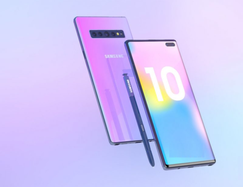These Galaxy Note 10 concepts look amazing