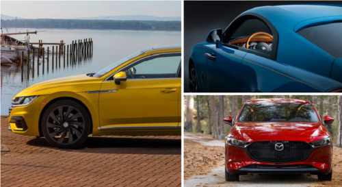 These Are the 15 Most Beautiful Cars You Can Buy in 2019