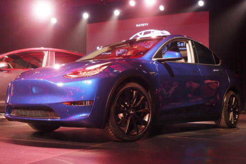 Tesla Model Y revealed: All the ranges, prices and speeds