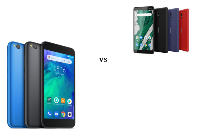 Xiaomi Redmi Go Vs Nokia 1 Plus: Which one should be your first Android phone?