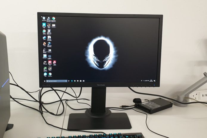 ViewSonic XG240R RGB Gaming Monitor Review : An affordable gaming monitor that's more efficient than flashy
