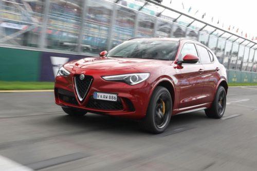 2019 Alfa Romeo Stelvio Quadrifoglio Review : Quick Spin