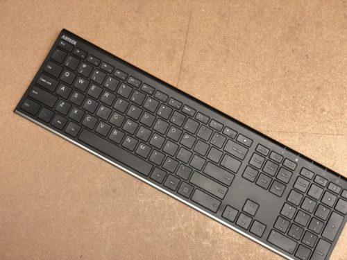 Arteck 2.4G Wireless Stainless Steel Keyboard review: A sleek alternative to your desktop slab