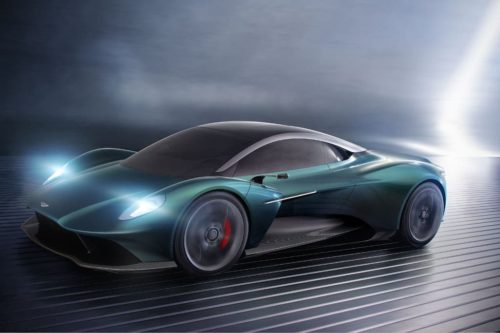 Aston Martin Vanquish AMR Pro and Volante confirmed