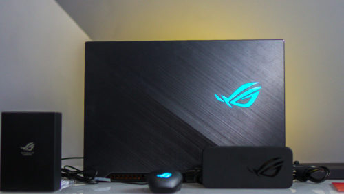 ASUS ROG Strix Scar II (GL704GV) Review