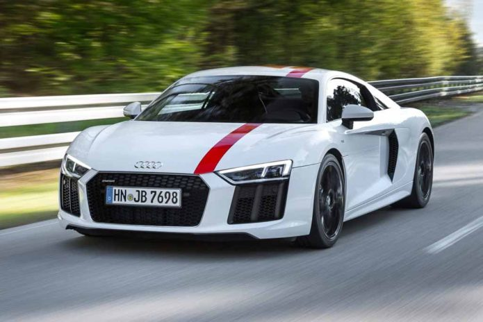 No turbos for next Audi R8