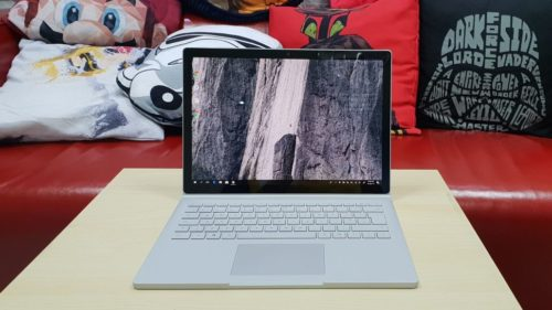 Entry-level Surface Book 2 may receive quad-core power boost
