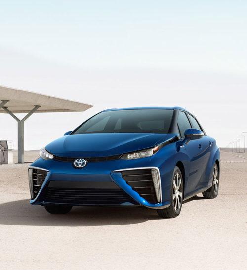 2019 Toyota Mirai Review