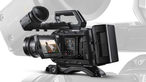 Blackmagic URSA Mini Pro 4.6K G2 detailed: 300fps, 4K DCI, $6k