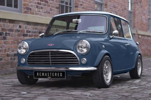 Mini Remastered: original pocket rocket lives on