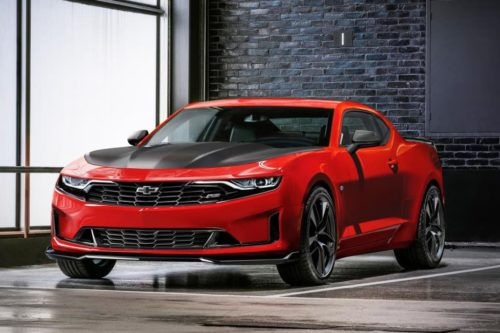 2019 CHEVROLET CAMARO 2SS COMING TO AUSTRALIA WITH MANUAL OPTION