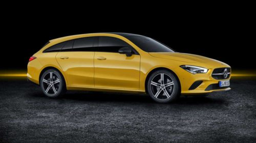 Mercedes' beautiful CLA Shooting Brake won't come Stateside