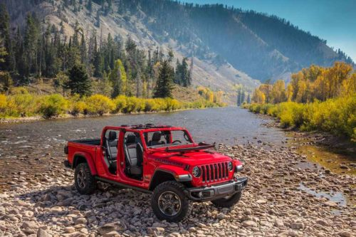 10 Cool Things About the 2020 Jeep Gladiator