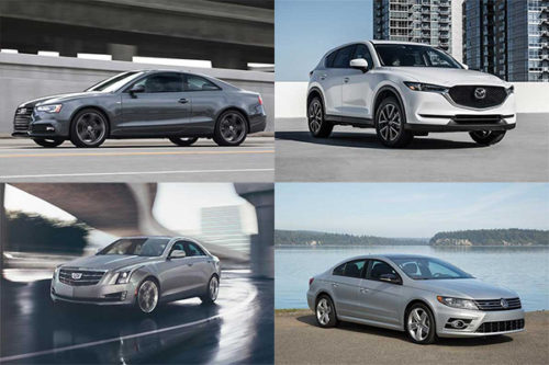 Most Stylish Used Cars Under $20,000 for 2019
