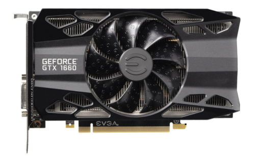 At $219, Nvidia's GTX 1660 makes midrange graphics cards affordable