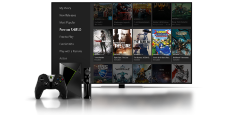 Nvidia GeForce Now will launch on Android this year