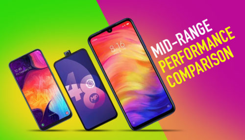 Xiaomi Redmi Note 7 Pro vs Samsung Galaxy A50 vs Oppo F11 Pro: Performance compared