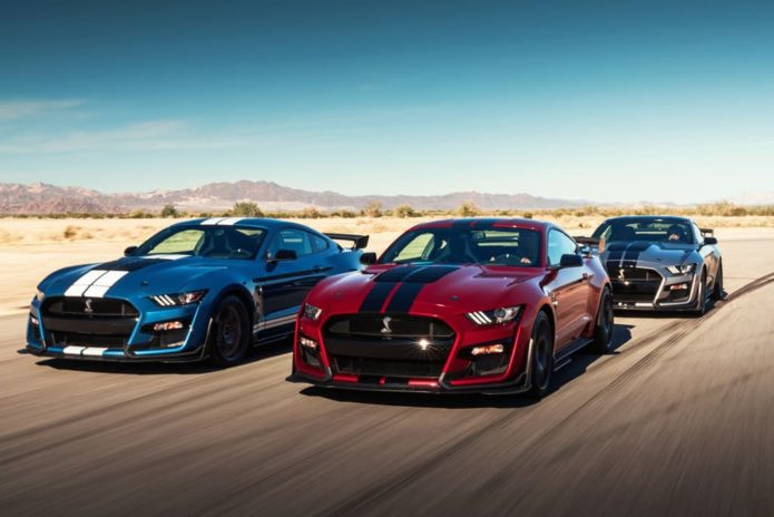 Global Ford boss investigates Aussie Shelby Mustang GT bid